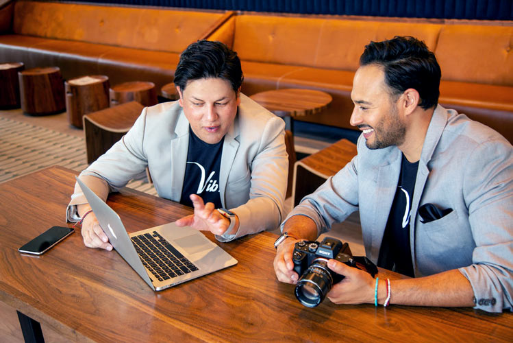 Paul and Hector of Vib'n